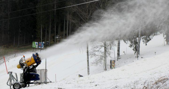 Šodien tiek atvērta «Milzkalna» slēpošanas trase