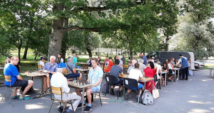 Noslēdzies līdz šim lielākais Tukuma novada šaha turnīrs