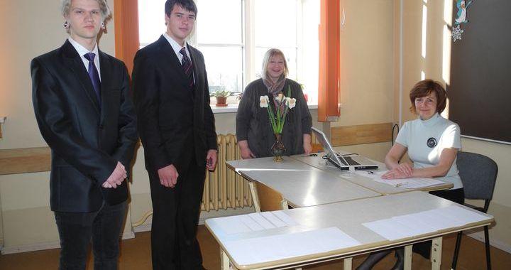 Eksāmenus kārto 695 skolēni Tukuma, Engures, Jaunpils novadā