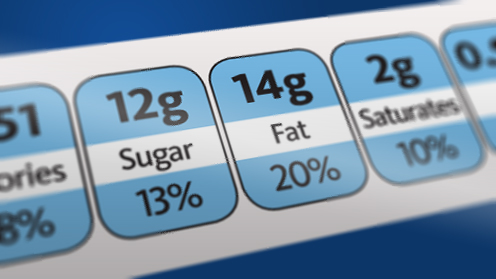 Kā pielietot uz pārtikas produktu iepakojumiem izvietoto GDA marķējumu