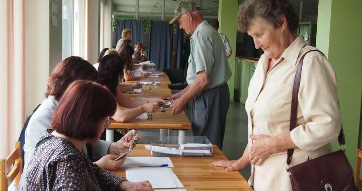 Kandavā vēlētāji visnotaļ aktīvi