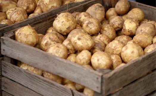 Kas kopīgs eiro un kartupeļiem?