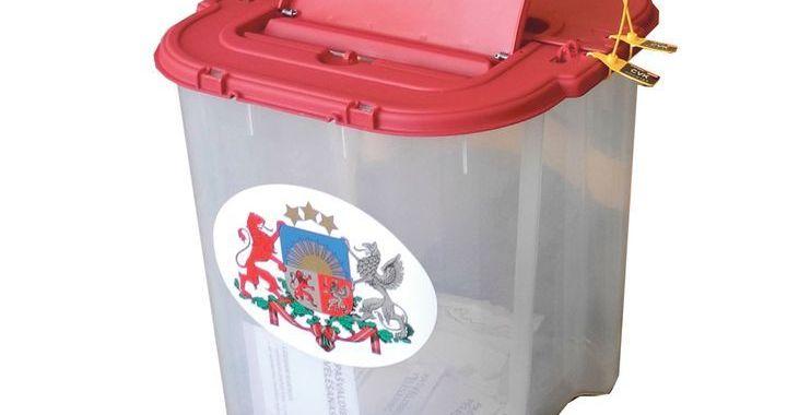 Pašvaldību vēlēšanu provizoriskie rezultāti