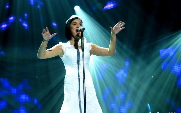 Samanta Tīna cīnīsies par iespēju Latviju pārstāvēt Eirovīzijā /VIDEO/