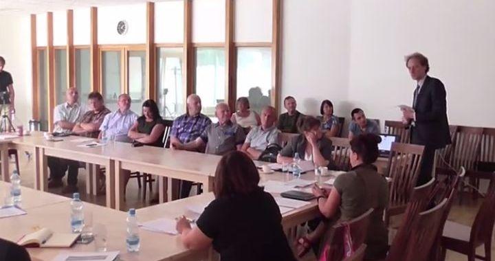 Diskusija «Atkritumu apsaimniekošana – izaicinājums pašvaldībām, uzņēmējiem un iedzīvotājiem» /VIDEO/