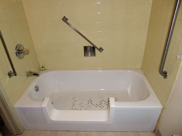 Bathtub To Shower Conversions In Springfield IL
