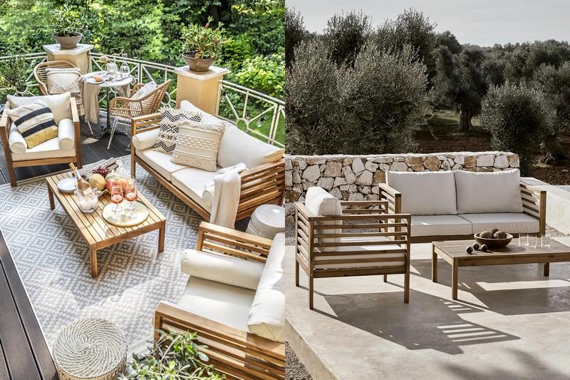 Eaunded krop août 01, 2021. Salons De Jardin Tendance En 2021 Pour La Terrasse Et Le Balcon Nuagedeco