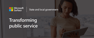 Surface for State and Local Government