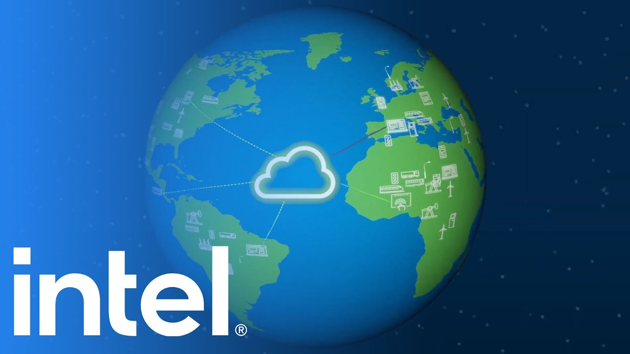 Security Technology Video for IoT Applications   Intel Business