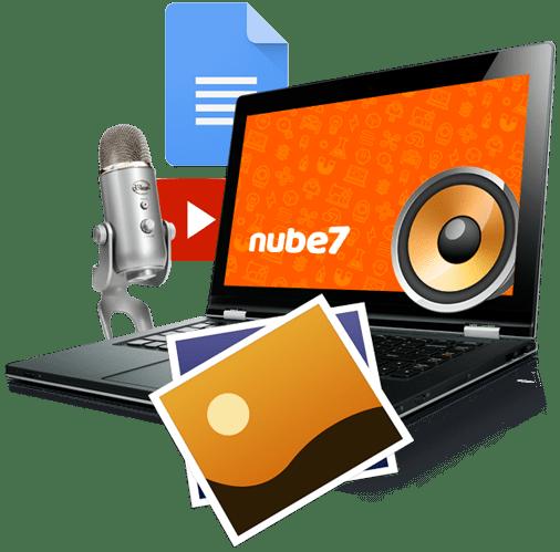 Informática productividad nube77