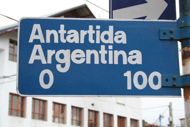 en el sur! - Ushuaia (Argentina)