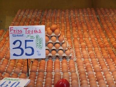 huevos! - Budapest (Hungría)