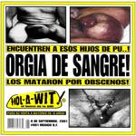 HOL A WIT - Orgia de Sangre