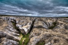 Yorkshire Dales National Park - Limestone Pavement