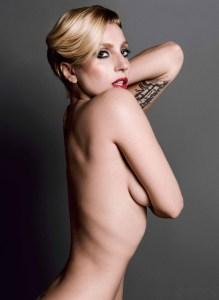 Gaga V-Magazine