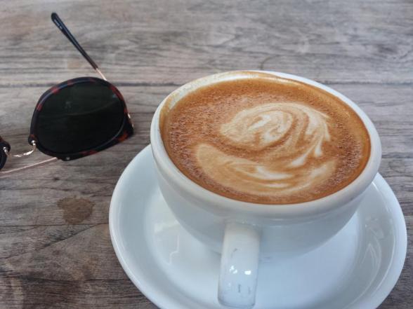 Latte (4$)