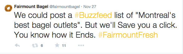 Fairmount Bagel Montreal Historical Food Shade Poppy Seeds Sesame Buzzfeed MTLBlog