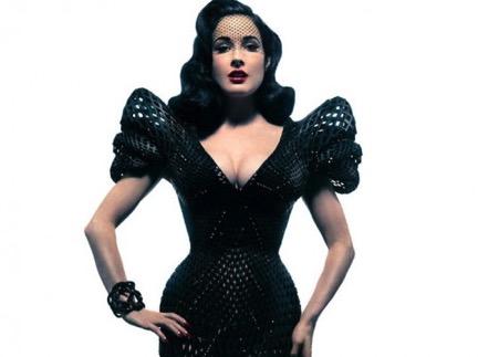 Black Fashion Dress Tech Fashion