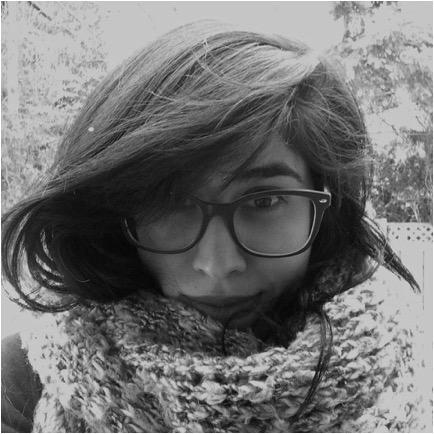 Yarn Knit Winter Montreal Fashion Warm Cozy Snow Girl