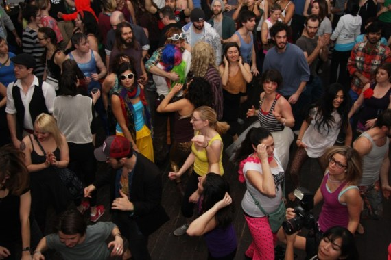 Morning Gloryville Montreal