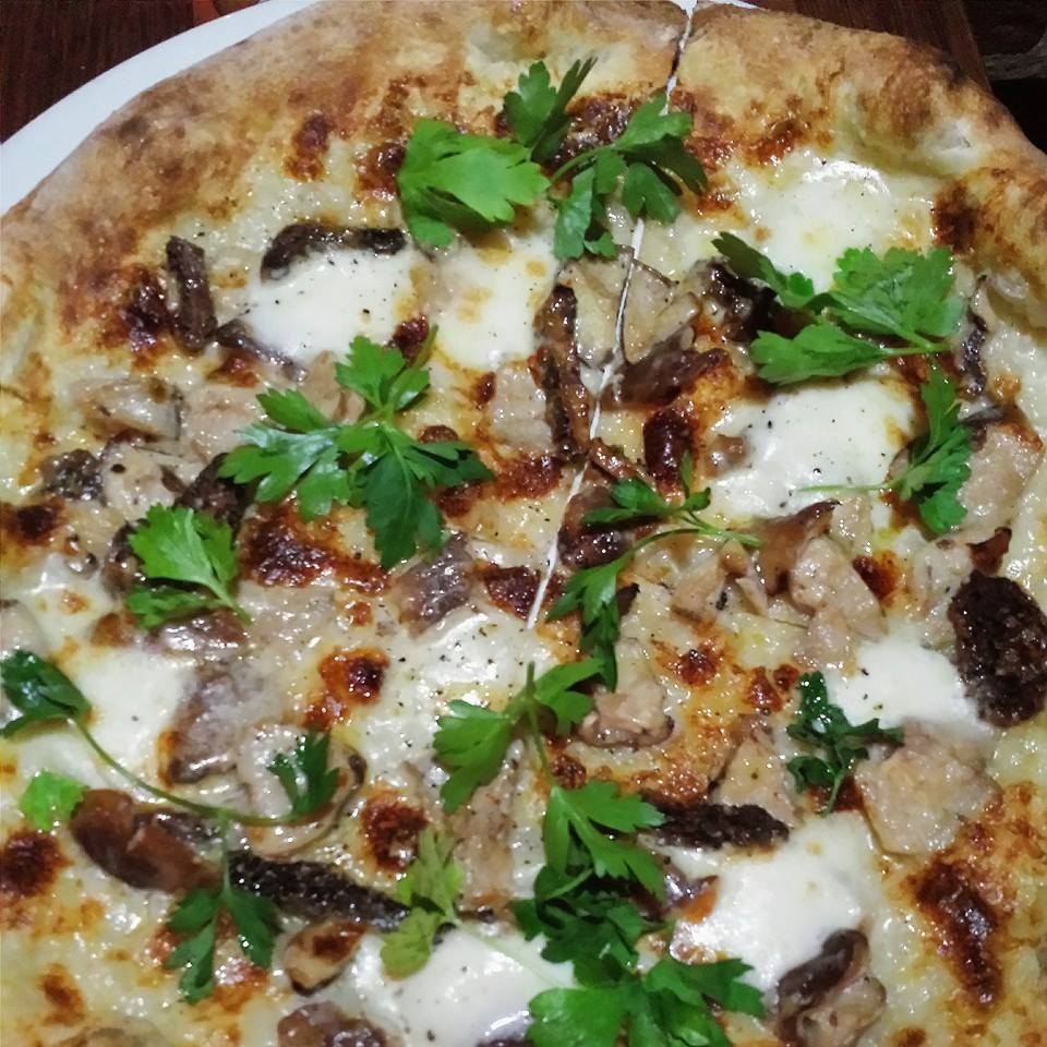 Pizza Deux champs