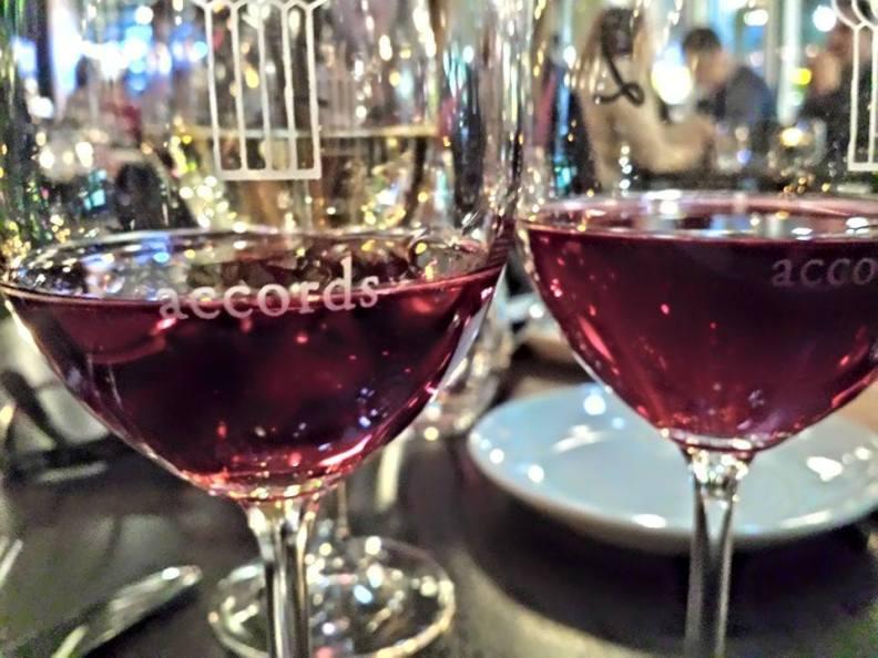 Pinot - lequel est français et lequel est américain?