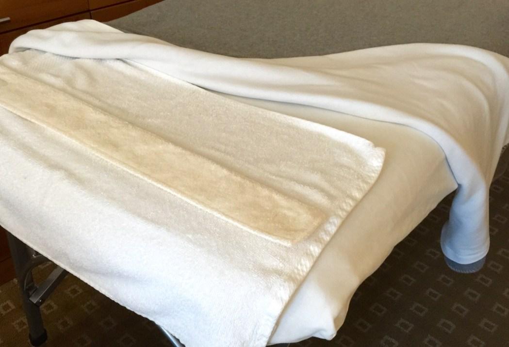 White soft Bed Appia Spa Nomad Montreal Sofitel Hotel