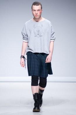 www.fashionarttoronto.ca - Clan Gordon By David C Wigley