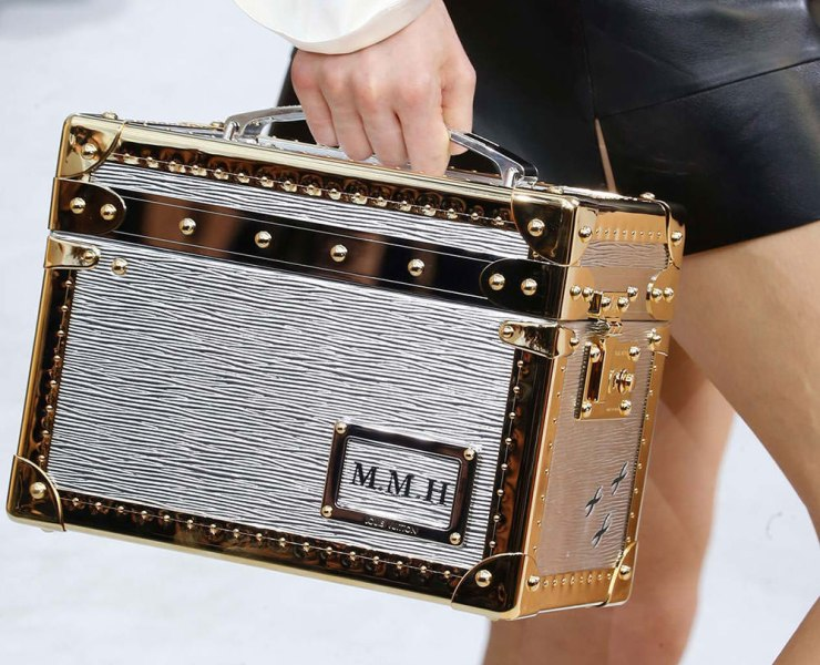Louis Vuitton Mini Trunk
