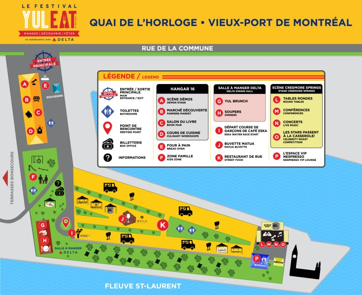 YUL EAT MAP