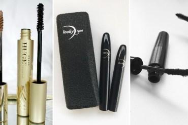 Black 3D Mascara Nudabite