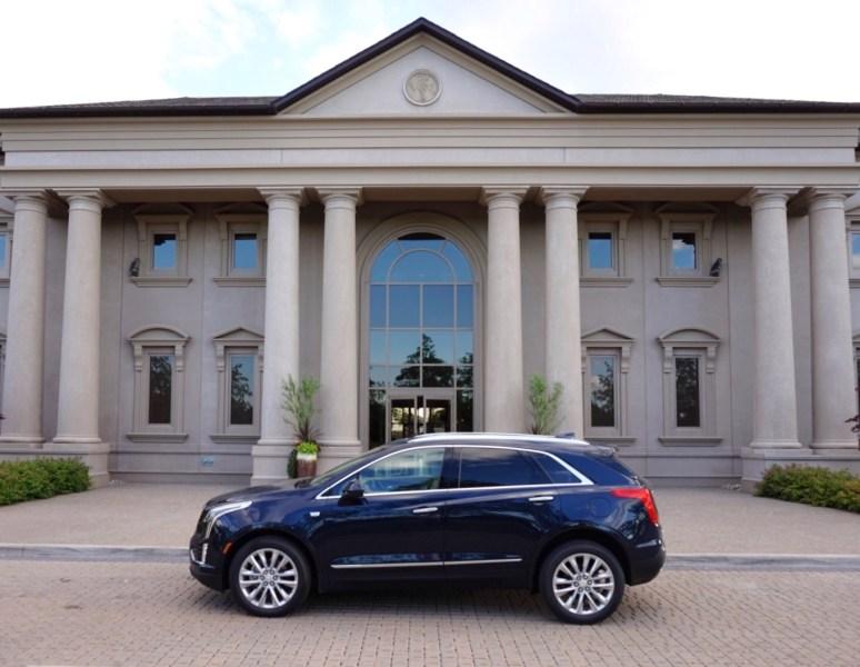 Cadillac XT5 Platinum