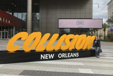 Collision Conf Moves from New Orleans to Toronto in 2019!