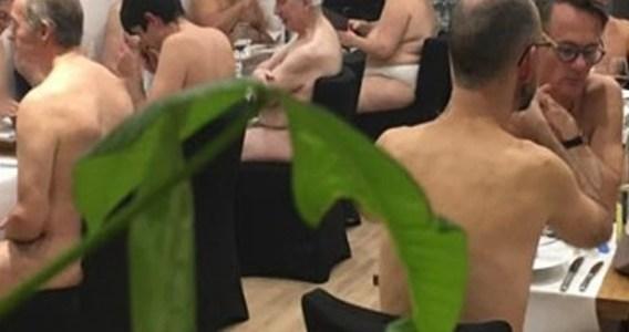 O'naturel, il ristorante nudista francese