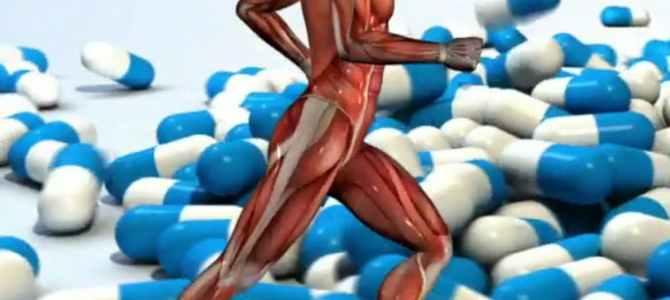 No al doping