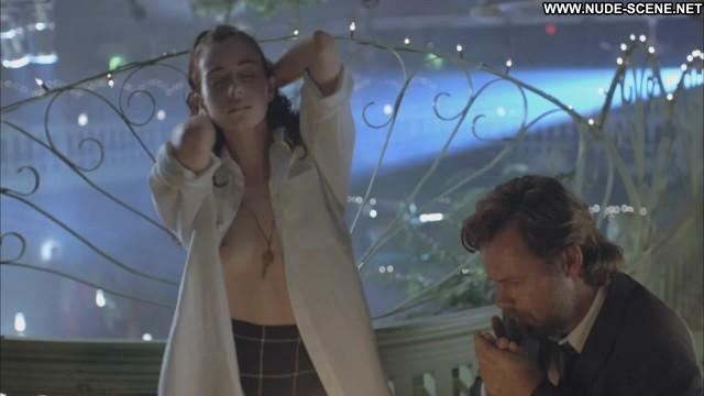 Mia Kirshner Exotica Dancing Shirt Skirt