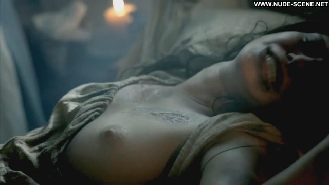 Nude Sexy Scene Da Vinci S Demons Tied Up Bed Posing Hot