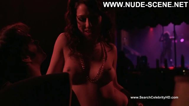 Jade Taylor Nude True Blood Striptease Showing Tits Gorgeous