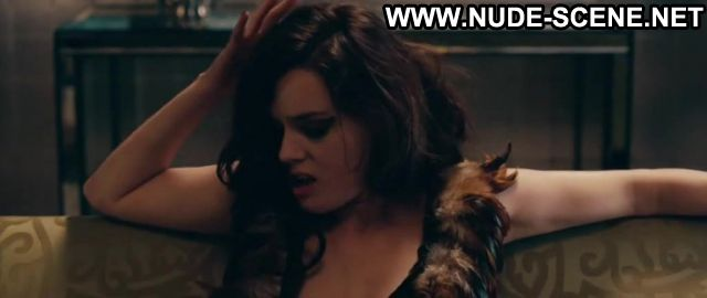 Josephine De La Baume Kiss Of The Damned Celebrity Posing Hot Sexy