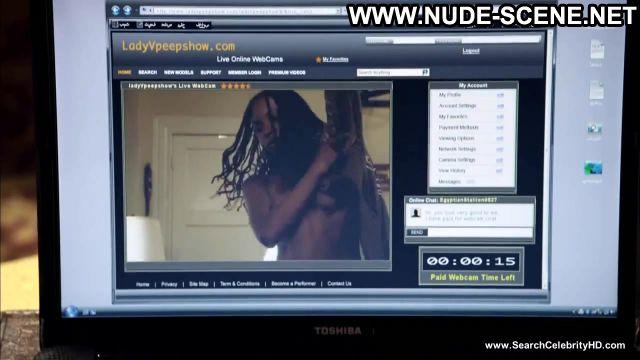 Shanola Hampton Nude Sexy Scene Shameless Bdsm Ebony Fetish
