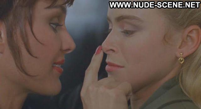 Alonna Shaw Double Impact Celebrity Posing Hot Celebrity Nude Scene