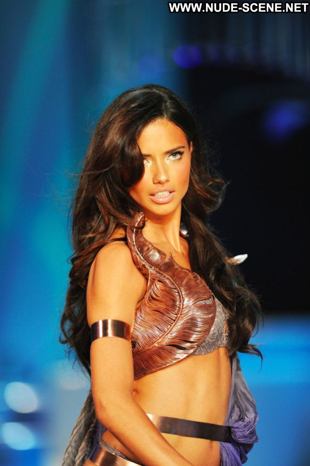 Adriana Lima Nude Scene Posing Hot Celebrity Lingerie Celebrity Nude