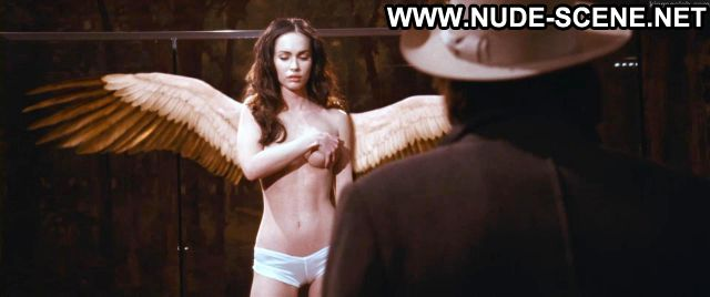 Megan Fox Passion Play Slim Brunette Famous Nude Scene Doll