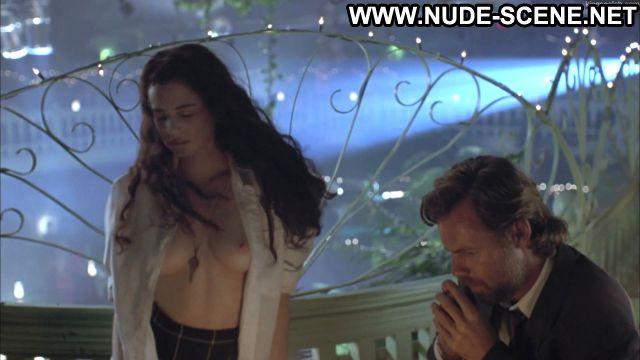 Mia Kirshner Exotica Restaurant Masturbation Showing Tits