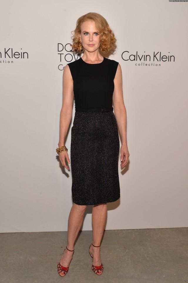 Nicole Kidman Fashion Show Posing Hot Beautiful Nyc Fashion High