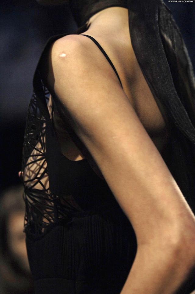 Natasha Poly Givenchy F W      Fashion Celebrity Posing Hot Cute Sexy