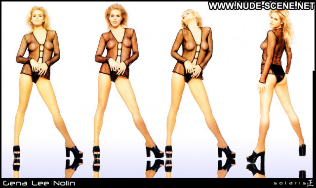 Gena Lee Nolin Lingerie Lingerie Beautiful Celebrity Posing Hot Babe