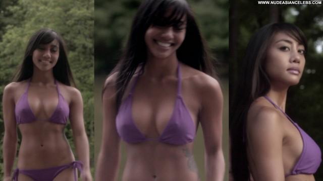 Donnabella Mortel Freshwater Celebrity Pretty Brunette Medium Tits