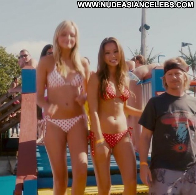 Jamie Chung Grown Ups Celebrity Asian Brunette Hot Skinny Small Tits