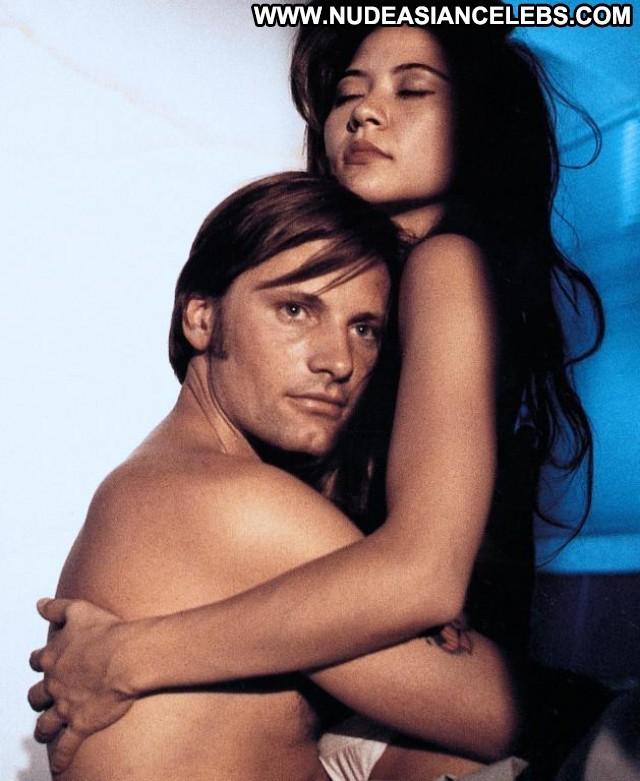 Cristina Lawson American Yakuza Brunette Singer Skinny Small Tits